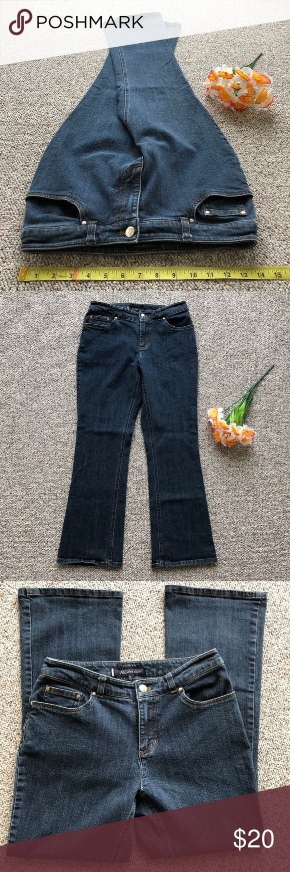 Anne klein petite bootcut jeans nice pussies
