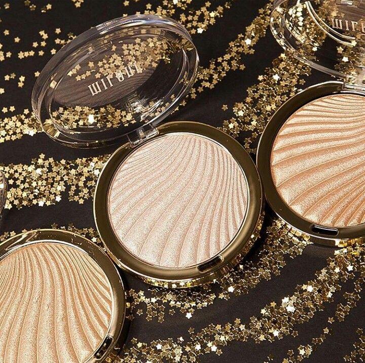 Milani cosmetics strobelight instant glow powders