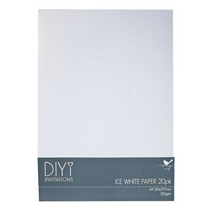 DIYI Ice White Paper