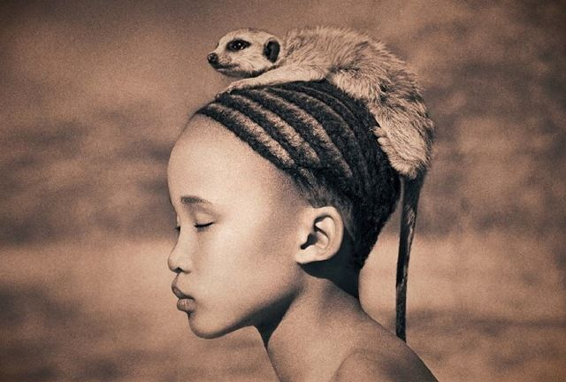 """Ever since my house burned down, I see the moon more clearly.""    ~ by Gregory Colbert"