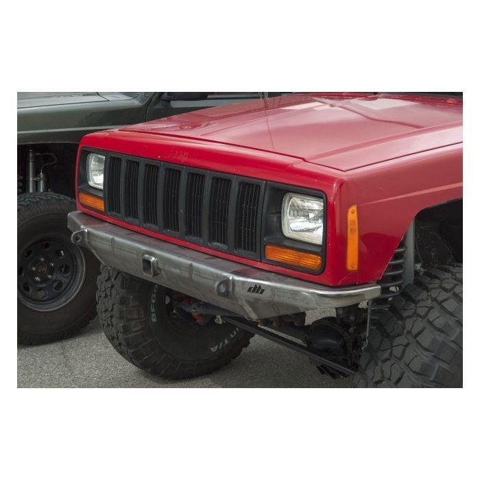 Mojave Front Bumper No Hoop Jeep Xj Mj Jeep Xj Jeep Cherokee Xj Jeep Bumpers