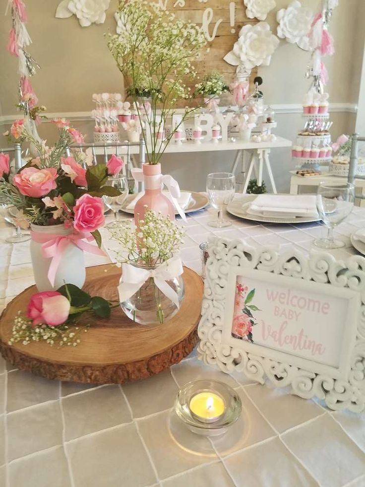 Baby Shower Party Ideas | Photo 2 of 38 | Catch My Party