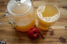 Apfelpunsch Hier findet ihr eine schönen Apfelpunsch für den Winter, er ist alkoholfrei und somit auch für Kinder geeignet. Der Punsch ist mega lecker :-)