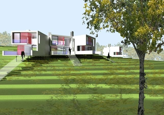 The Jorong Project - Boliger - Ginneruparkitekter