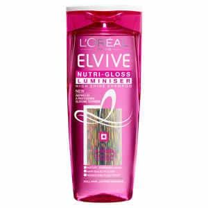 L'Oreal Paris Elvive Nutri-Gloss Luminiser Shampoo 250ml