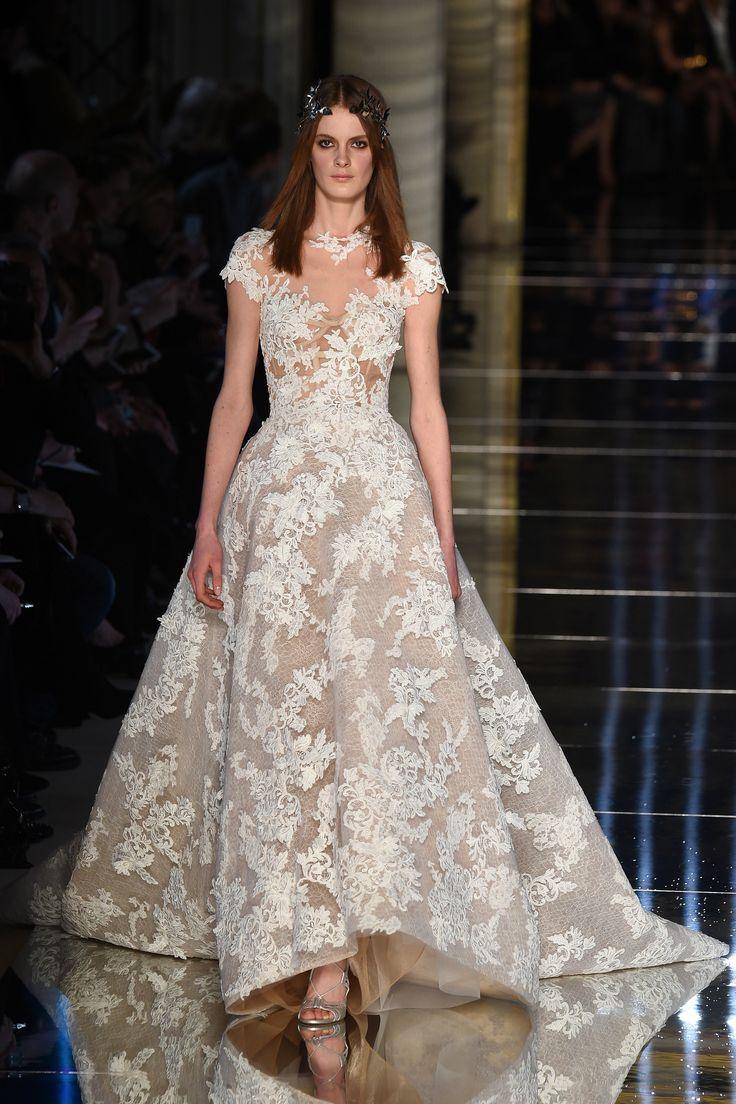 Extravagant dresses fashion