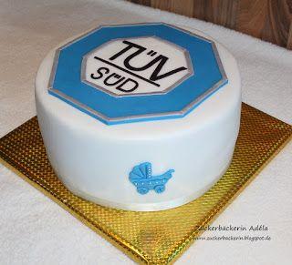 TÜV SÜD Torte