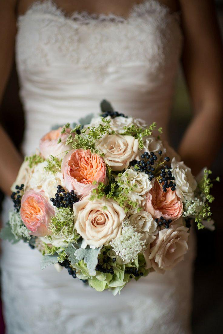 Fall wedding bouquet ++ CustomMade ++