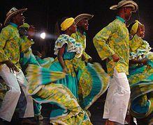 Colombia - La fiesta del Palenque de San Basilio, tradición afrocolombiana y Patrimonio de la Humanidad.
