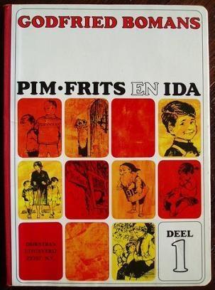 Pim, Frits en Ida...niveaulezen op De Schaapskooi