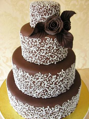 Wedding cake - La Buona Forchetta - Parma - Matrimonio.it