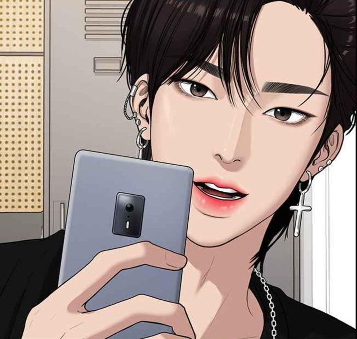 Seojun | Handsome anime, Handsome anime guys, True beauty