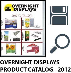 Overnight Displays catalog