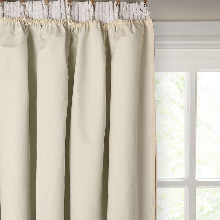 Best 25 Curtain Lining Ideas On Pinterest Curtain
