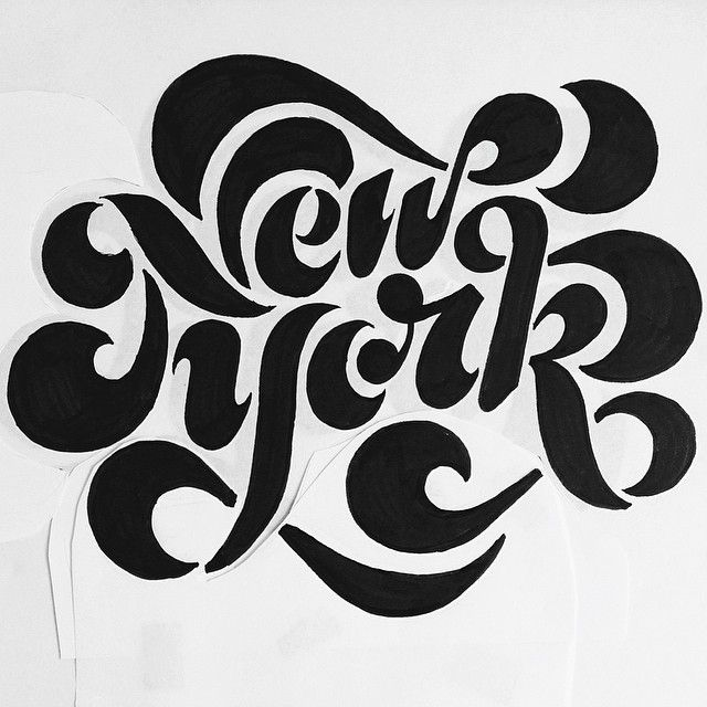 Typeverything--New York by @ray_masaki