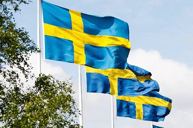 Sveriges nationaldag och svenska flaggans dag firas den 6 juni varje år och är en helgdag i Sverige.