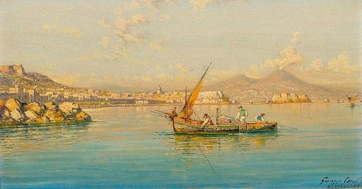 Картинки по запросу школа позилиппо в музеях неаполя