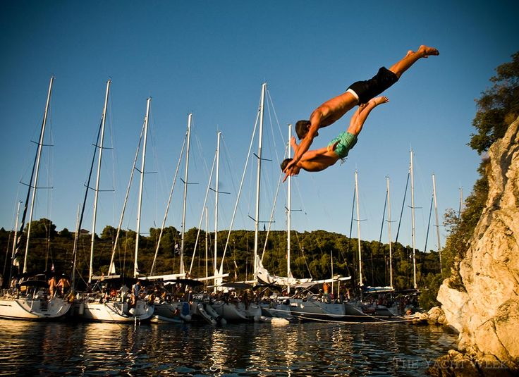 Are you ready to FLY 'The YACHT WEEK' style?