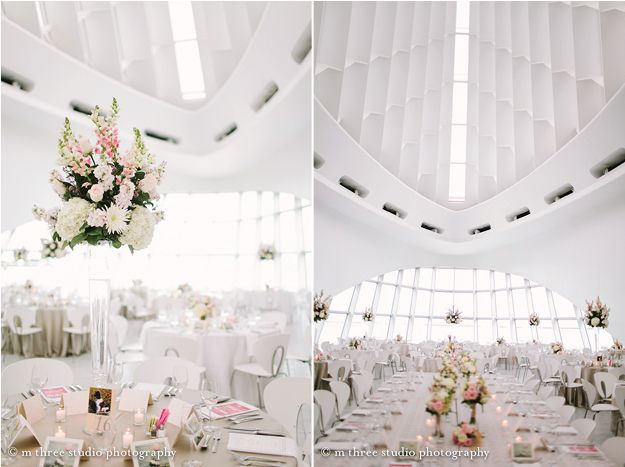 Milwaukee Art Museum Wedding | Laura & John | Part Two