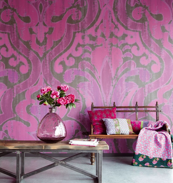 Purple Haze Perini Wallpaper love love love