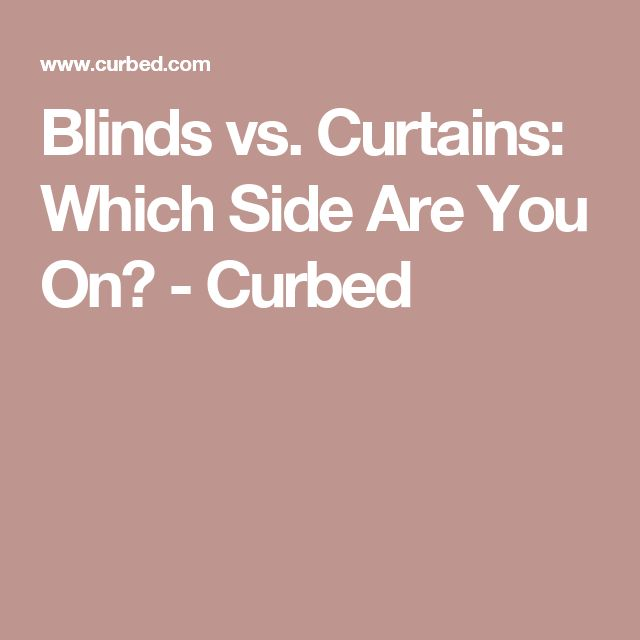 17 Best Ideas About Blinds Curtains On Pinterest Diy