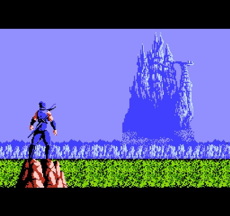 Ninja Gaiden (1989)