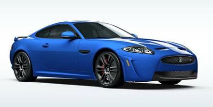 2013 Jaguar XK  XKR-S Coupe