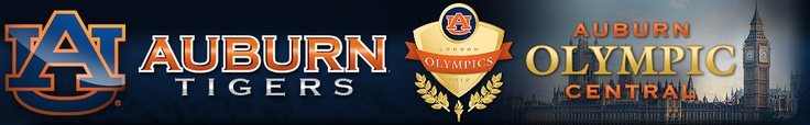 Auburn To Send 28 Representatives To London Olympic Games, representing 13 countries. War Eagle!