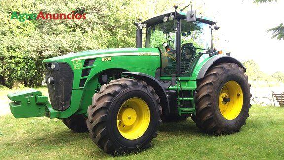 Venta de Tractor agrícola John Deere 8530 en A Coruña