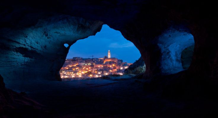 #thesassiofmatera