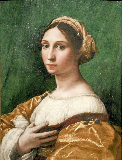 the arts and paintings of agnolo doni This is a list of works by italian renaissance painter raphael  – oil on wood, 54 x 69 cm, museum of fine arts, budapest  portrait of agnolo doni (1505.