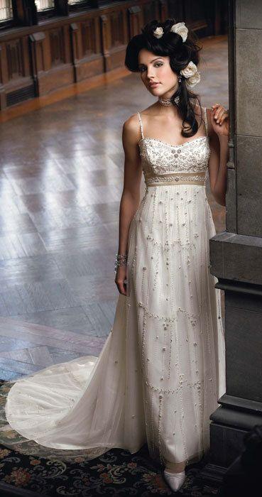 Debussy Gown: Wedding Dressses, Idea, Bridal, Weddings, Gowns, Vintage Wedding Dresses, Mon Cheri, The Dresses, Wedding Dresses Style