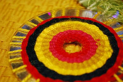 CD WeavingIdeas, Cd Weaving, Spending Time, Weaving Tutorials, Teaching Art, Kids, Crafts, Wonderful Life, Wonder Life