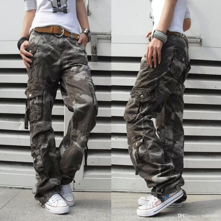 I need cargo pants in my life