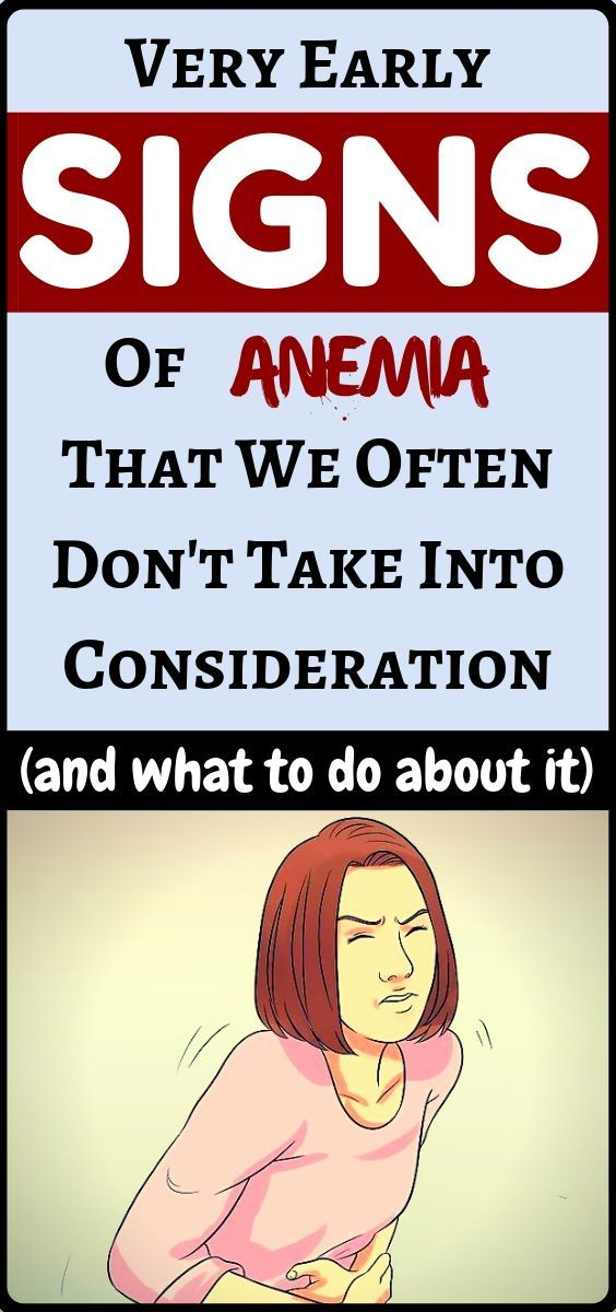 The anemia is a condition where your body does not get enough healthy red blood …