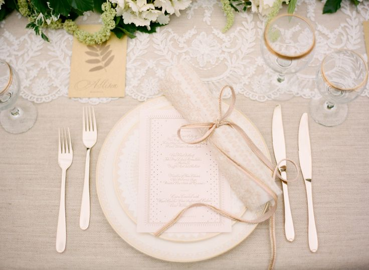 61 best Wed Society   Place Settings images on Pinterest   Place ...