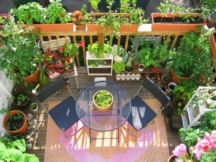 1000 ideas about balkon gestalten on pinterest paravent balkon small balconies and balconies. Black Bedroom Furniture Sets. Home Design Ideas
