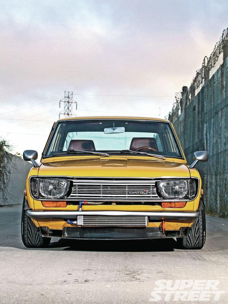 1971 Datsun 510.