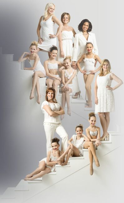 Dance moms_______ Chloe- talented dancer 2nd best on team. Abby these amazing talented students came to you and you treat them like this?!