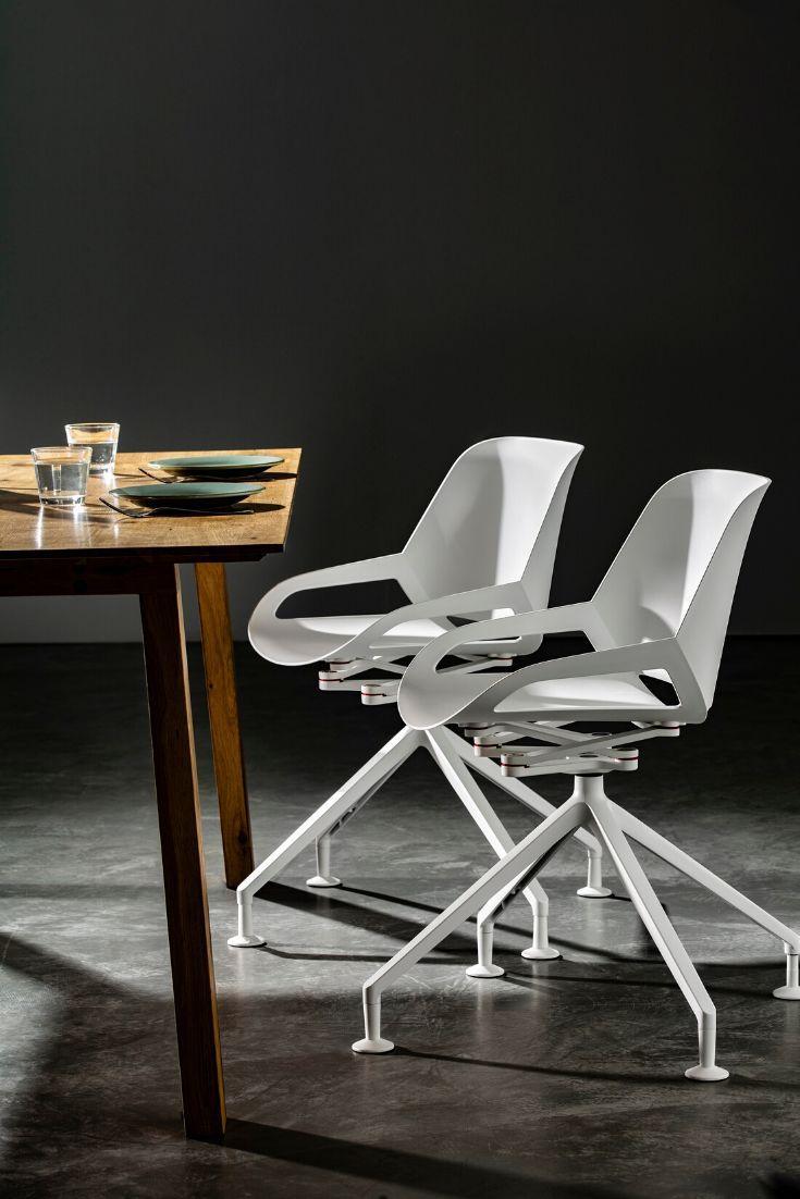 Ergonomische Bürostühle von aeris   Esszimmerstuhl, Stühle ...