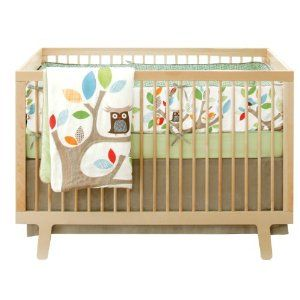 forest animal baby bedding | Owl Baby Bedding ~ Crib And Nursery Bedding Sets | Kids Bedding for ...