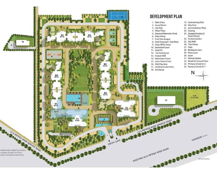 http://www.lavidagurgaon113.in | 9696 200 200 TATA La Vida is a residential project by TATA Housing in Sector 113, Dwarka Expressway. The project connects you well to the nature with lily ponds, orchards, and a tree canopied skywalk with tree house within the city. TATA La Vida has 2, 30,000 square feet of open areas wholly dedicated to landscapes and recreational centers with 2, 2.5 and 3 BHK residences. The rates of these projects starts from Rs 1.08 crore.