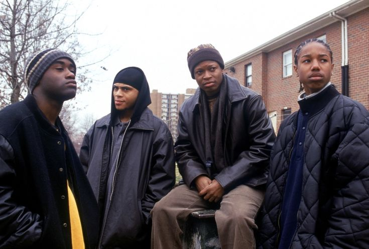 These are the shows I'm finally watching this summer. So far so good. The Wire.