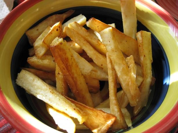 Yucca Fries - Guy Fieri | Recipe