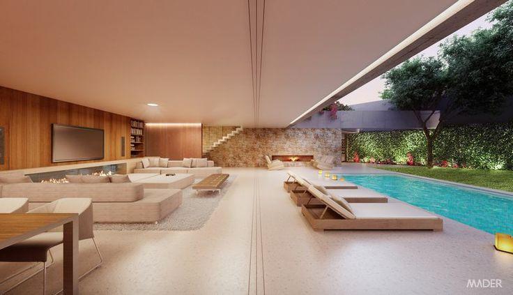 Mader Flamboyant House Brazil Architecture