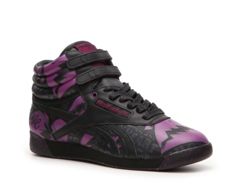 Reebok Freestyle Hi Sneaker By Alicia Keys