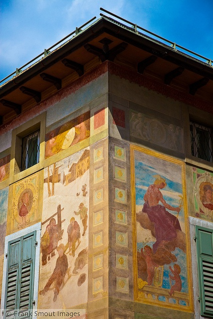 Cittadine delle Dolomiti - Cortina d'Ampezzo - Italia by FRANK SMOUT IMAGES