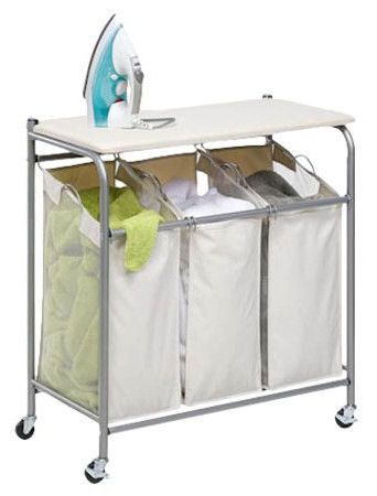 17 Best Images About Ironing On Pinterest Laundry Cart