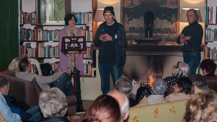 Dani's Photos: Event No 60 Poetry-a voice for the voiceless with Ian McCallum and Wendy Woodward at Caritas