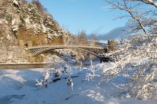 Thomas Telford Bridge - Craigellachie - Scotland